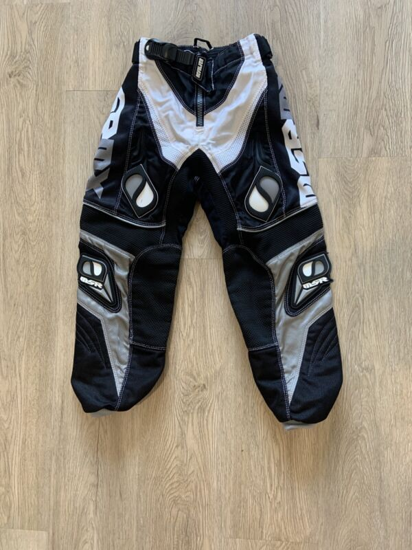 Kids MSR Revolver Youth Motocross Pants EXCELLENT CONDITION