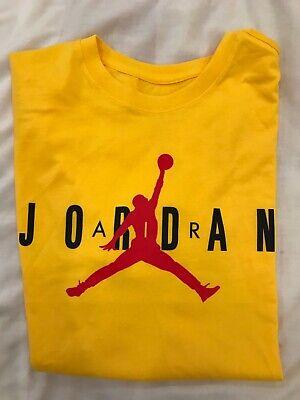 Nike air jordan men's t shirt brand new with tags size medium...