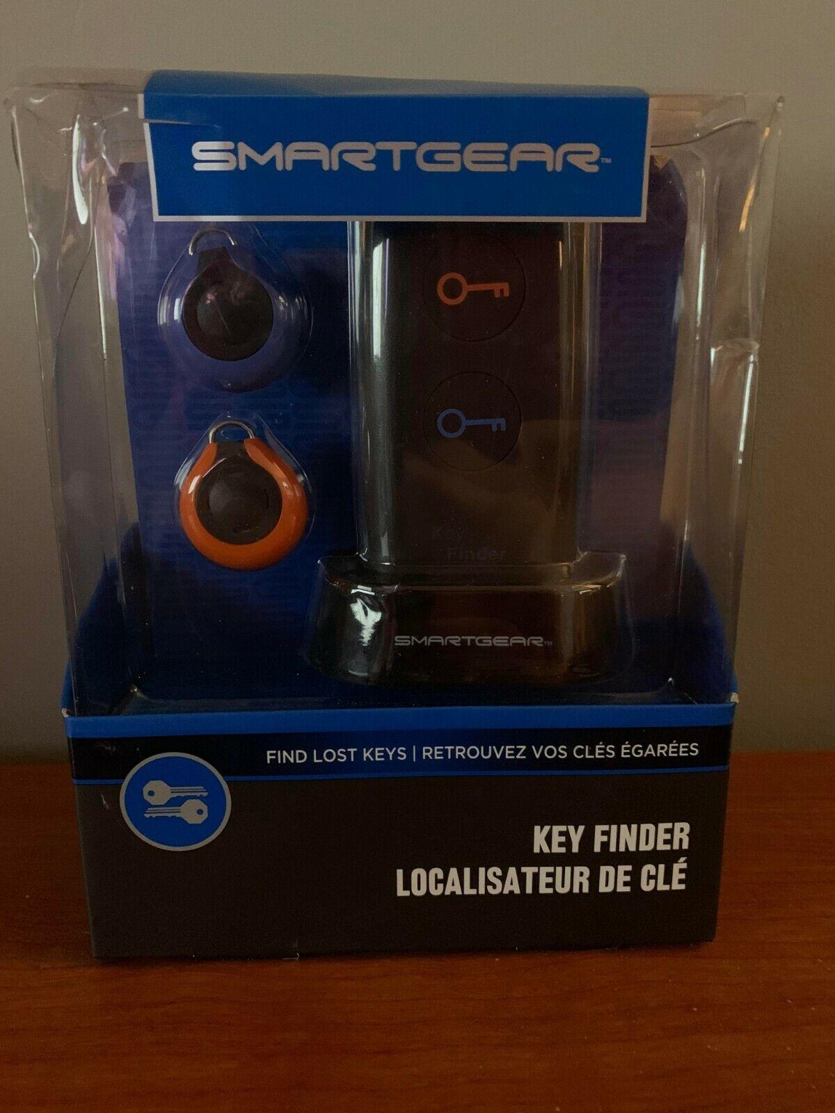 smartgear remote key finder new in box