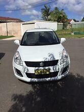 2015 suzuki swift GL auto Denistone East Ryde Area Preview