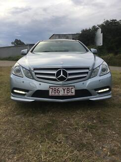 2012 MERCEDES BENZ E250 COupe ELEGANCE B.E E207 MY12 Coopers Plains Brisbane South West Preview