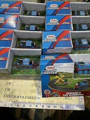 8X Thomas And Friends Track Master Push Along Thomas And The Windmill Play Set