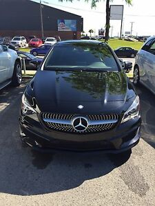 Mercedes CLA 250 4 MATIC COUPE
