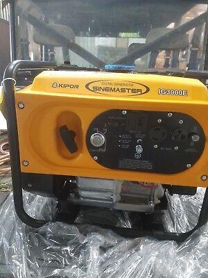 Kipor Sinemaster Ig3000e Inverter Generator