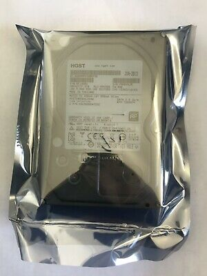 Hitachi HGST HUS724030ALE640  7K4000 3TB 6Gb/S 0f14684 ULTRA 512E Enterprise
