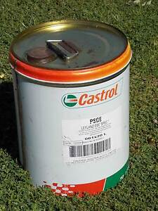 CASTROL 20 LITRE DRUM OF OIL SAE-15-30 DECEASED ESTATE Cowra Cowra Area Preview