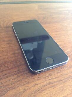 iPhone5s 64GB Black for sale  Heathridge Joondalup Area Preview