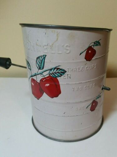 Red Apples Vintage Bromwell