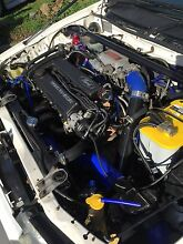 Turbo ford laser 1.8 heaps of mods Erskine Park Penrith Area Preview