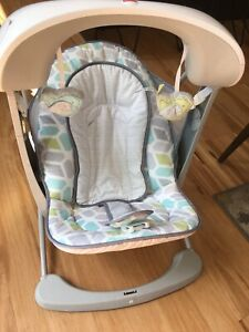Baby swing seat Fisher Price