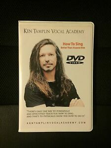 Instructional DVD - Ken Tamplin, How To Sing Better Than Anyone Else Richmond Yarra Area Preview