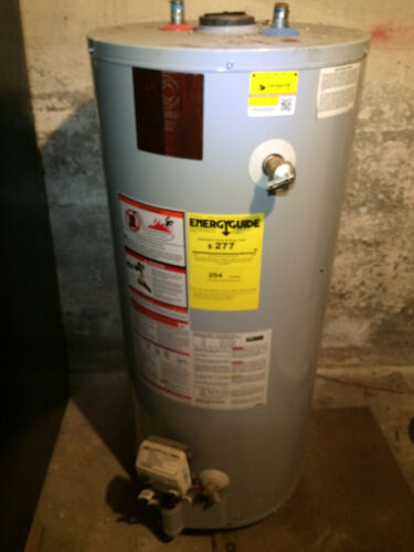 Water heater 40 gallons - State Select - used