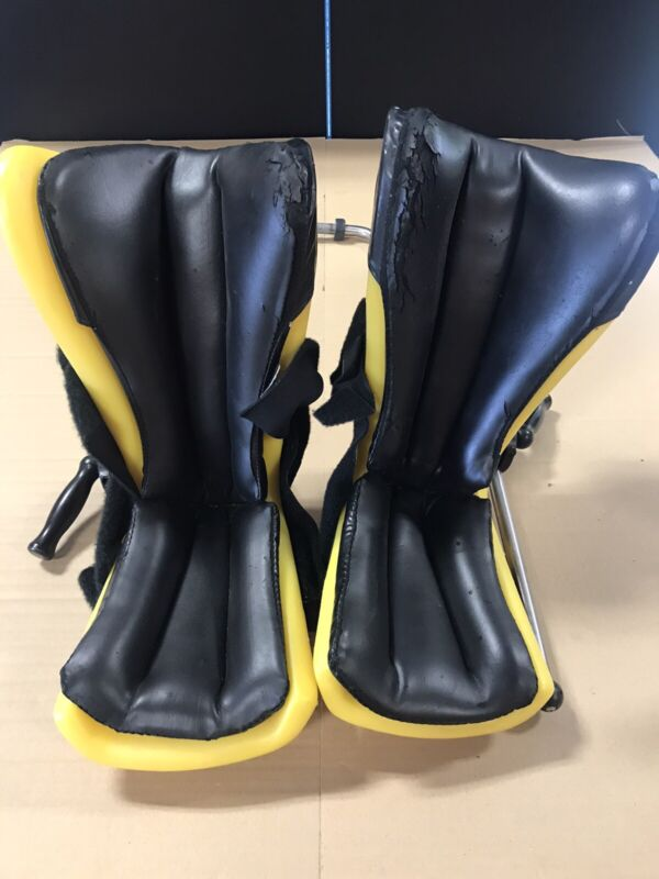 OR Direct Yellow Surgical stirrups