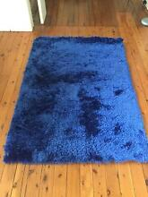 Large blue rug in great condition Bondi Beach Eastern Suburbs Preview