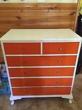 Upcycled chest of draws Warnervale Wyong Area Preview