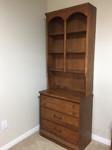 Dresser/Shelving units (set of 2)