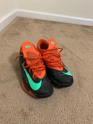 """Nike KD 6 """"Texas/Halloween"""" Size 8 - Texas Halloween"""