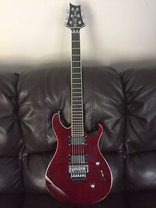 PRS Torero Se and soft bag