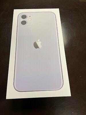 Apple iPhone 11 - 128GB - Purple (Verizon ONLY) A2111 (CDMA + GSM)
