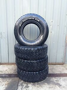BFGOODRICH T/A  TYRES 275/65 r17s Meadow Heights Hume Area Preview