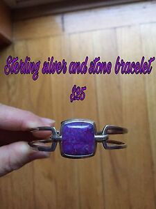 Sterling silver bracelets, necklaces and charms