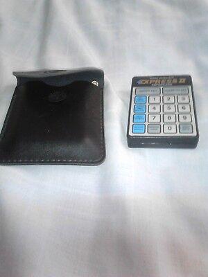 Supra Advantage Express Ii Supercard Remote Control For Lockbox Carrying Case