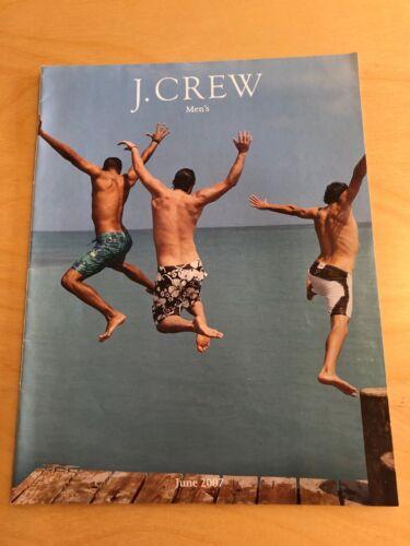 J Crew June 2007 Men