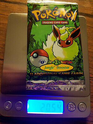 Sealed 1st EDITION Pokemon Jungle Booster Pack - READ DESCRIPTION!