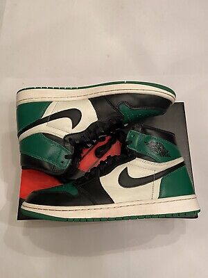 Jordan 1 Pine Green Size 11 Og All(1.0 Release)