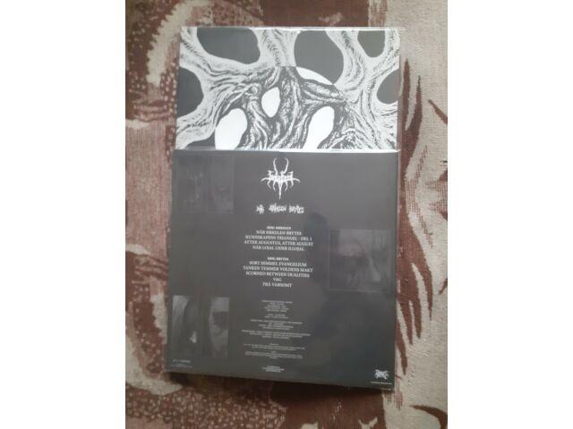 TAAKEFERD-nar sirkelen brytes-LP-black metal