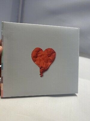 Kanye West : 808s and Heartbreak CD (2008)