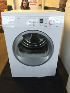BOSCH VENTLESS DRYER