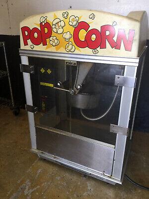 Gold Medal Heavy Duty Popcorn Maker Machine Pop A Lot Model