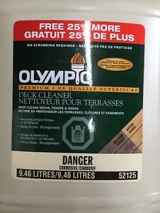 Olympic Deck Cleaner 9.5 litres