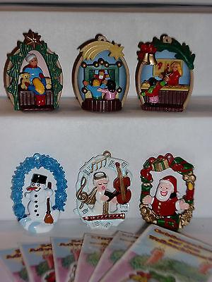 KPS  - Figuren > Weihnachtsbaumschmuck 1998 <(D) + alle 6 BPZ