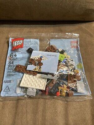 Lego set 40287 Monthly Mini Build Set Sleigh - December 2018 NEW Reindeer