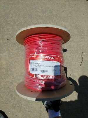 14-2c Fplp Fire Alarm Cable 1000 Reel