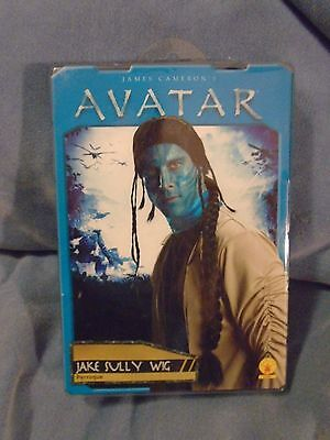 James Cameron Avatar Jake Sully Halloween Costume Wig NIP](Avatar Wigs)