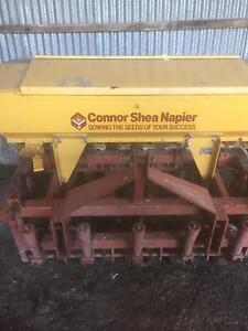 Connor Shea Napier Coil Tine Couler Drill Seeder Inman Valley Victor Harbor Area Preview