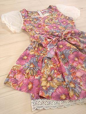 LIZ LISA Romper Dress Japan-M Seethrough Ribbon Hime&Romantic Lolita 109 fashion