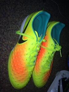 Soccer shoes (indoor and outdoor)