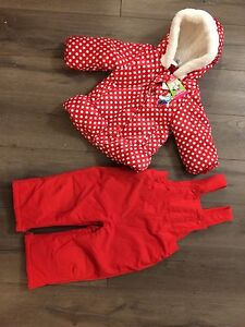 New with tags 18-24months snow suit