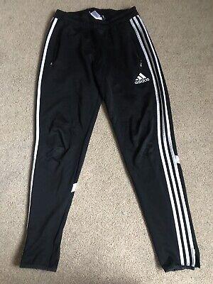 mens adidas joggers small