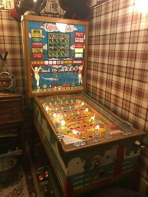 Bally Cypress Gardens Bingo Pinball Machine