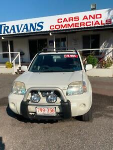 2007 Nissan X-trail ST-S X-TREME Manual SUV Winnellie Darwin City Preview