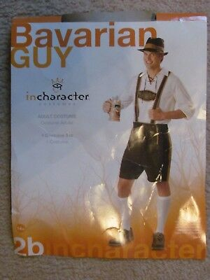 HALLOWEEN COSTUME ADULT MENS BAVARIAN GUY IN - Guys In Halloween Costumes