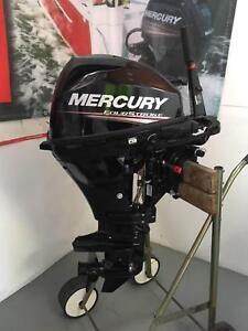Mercury 15hp 4 stroke tiller Motor