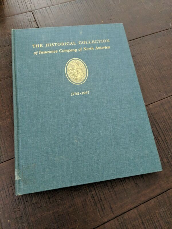Historical Collection of Insurance Company of N. America 1792-1967 -Firefighting