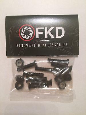 FKD Skateboard Hardware, FKD 1 inch phillips head