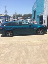 2013 Holden sports wagon ve  z series v6 auto Merrimac Gold Coast City Preview